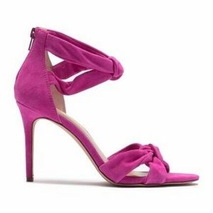 Enzo Angiolini gesine electric orchid  heels 8.5